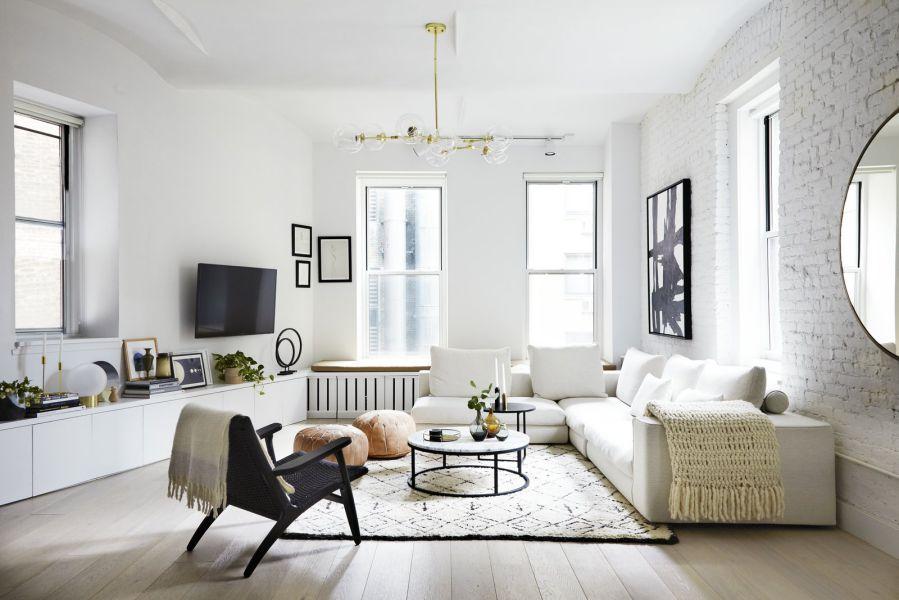 Cách chọn bàn trà kim loại cho phòng khách chung cư thêm ấn tượng!