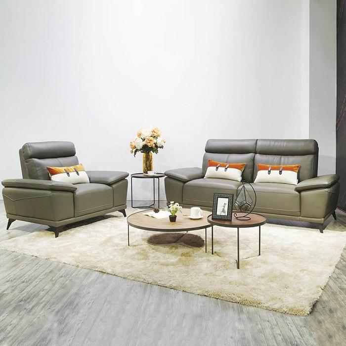 Bàn trà sofa hiện đại xu hướng nội thất phòng khách 2019