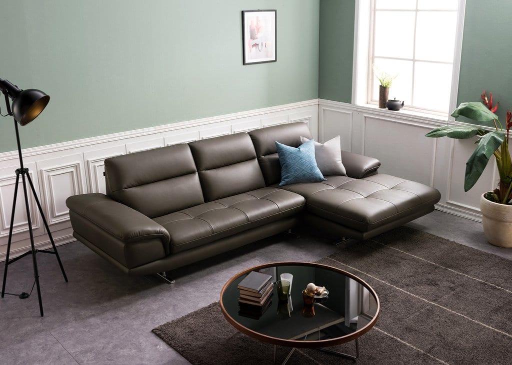 Tư vấn cách chọn bàn trà cho sofa góc phù hợp và sang trọng